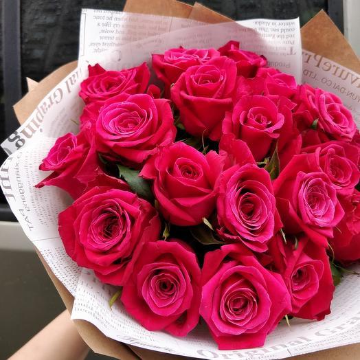 17 роз Шангрила