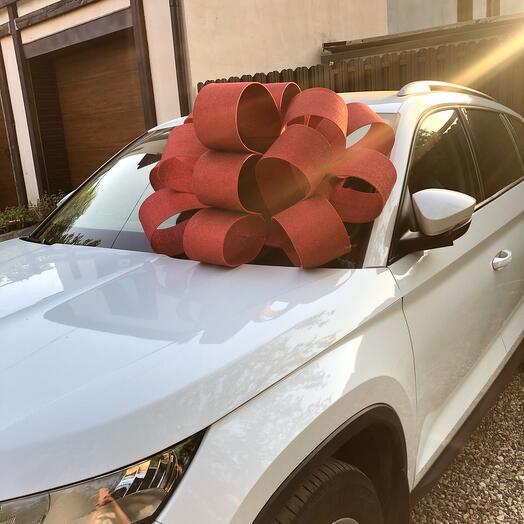 Бант на машину 90 см