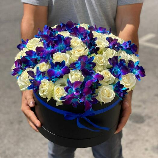 Цвет настроения синий