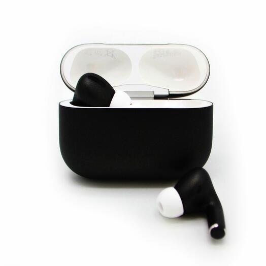 Беспроводные наушники Apple AirPods Pro Black Matte Черные Матовые