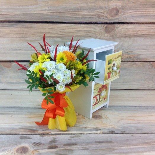 Детский букетик: букеты цветов на заказ Flowwow