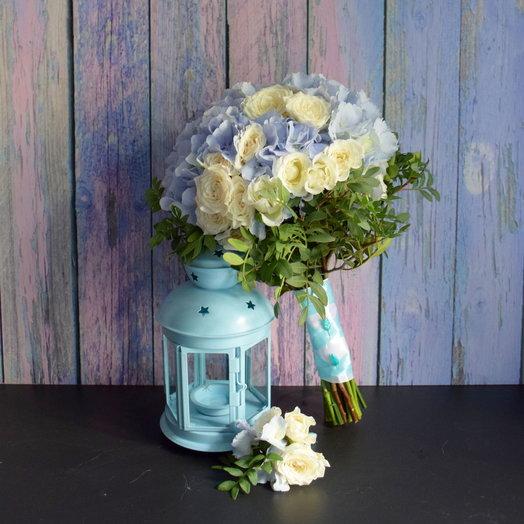 Летнее небо: букеты цветов на заказ Flowwow