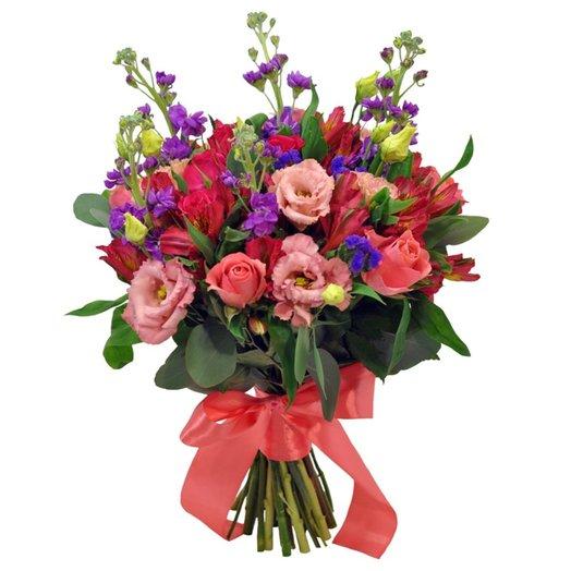 Букет Маврикий: букеты цветов на заказ Flowwow