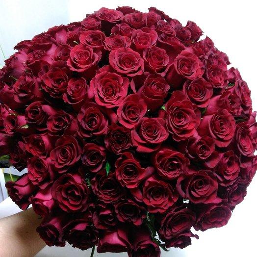 Валентинка: букеты цветов на заказ Flowwow