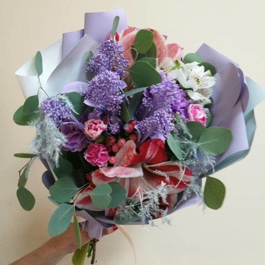 Все для тебя: букеты цветов на заказ Flowwow