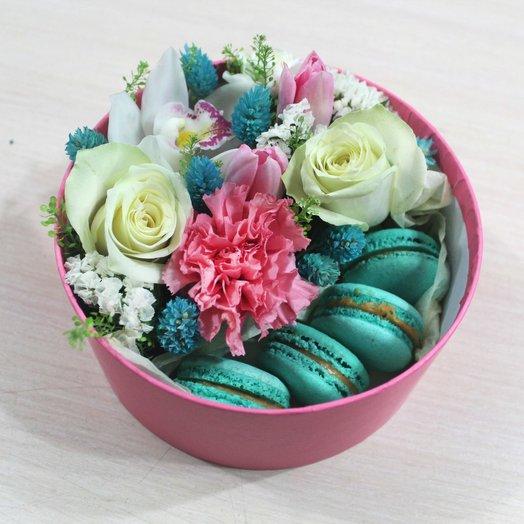 Цветы на заказ краснодар бирюза, букет