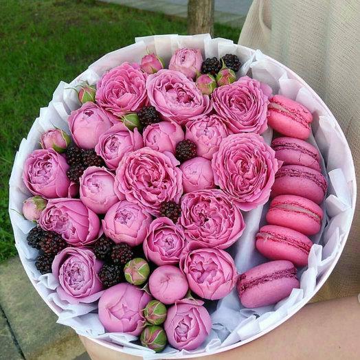 Волшебный поцелуй : букеты цветов на заказ Flowwow