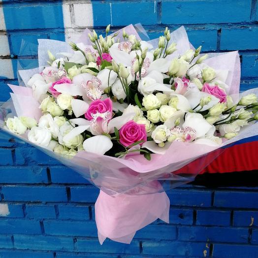 Туманы любви: букеты цветов на заказ Flowwow