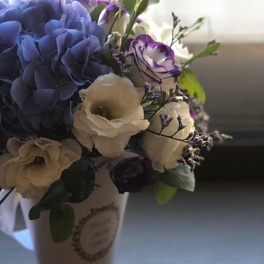 """Букет цветов """"Жемчужина красоты"""""""