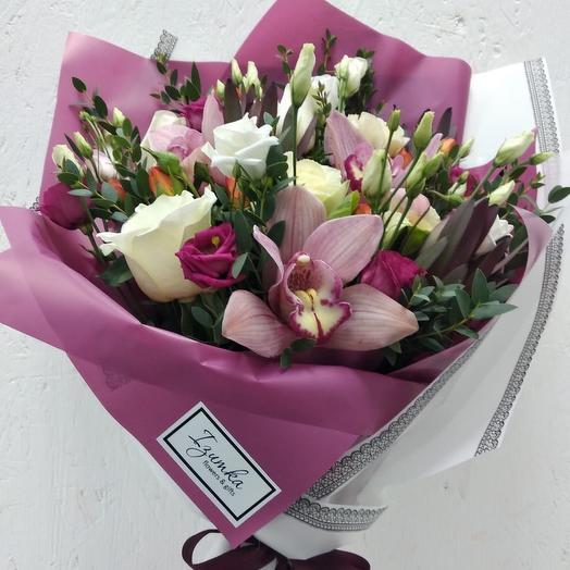 Анаит: букеты цветов на заказ Flowwow