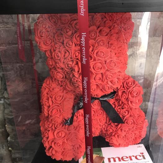 Яркая любовь: букеты цветов на заказ Flowwow