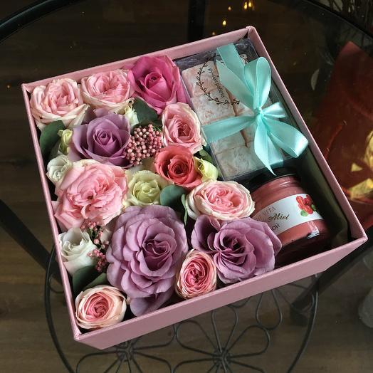 Милости: букеты цветов на заказ Flowwow