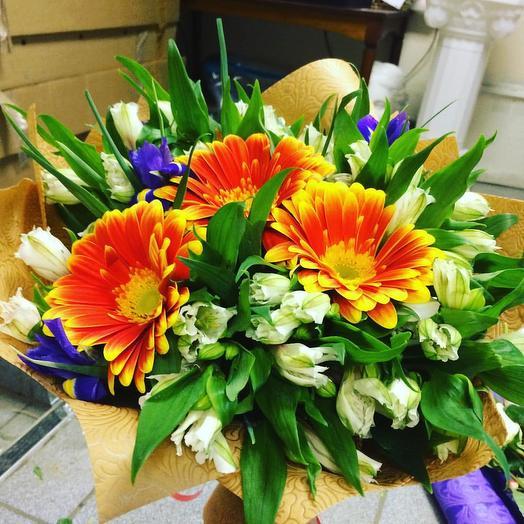 Уренняя Заря: букеты цветов на заказ Flowwow
