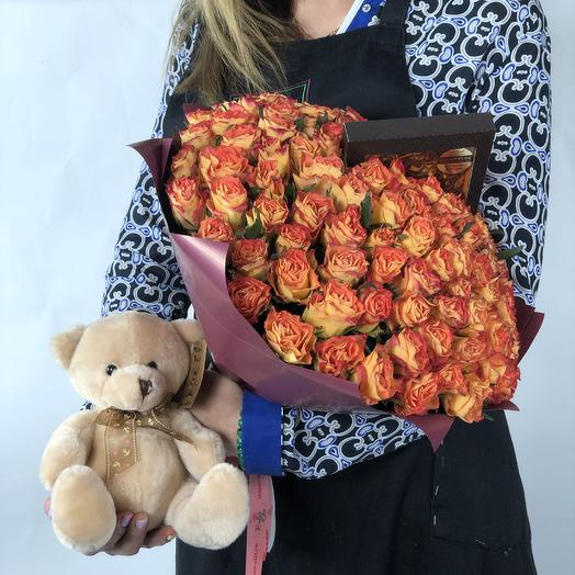3 удовольствия: букеты цветов на заказ Flowwow