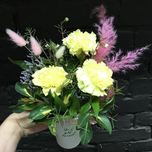 You are loved: букеты цветов на заказ Flowwow
