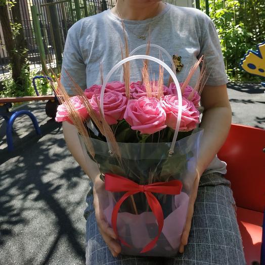 Шопоголик: букеты цветов на заказ Flowwow