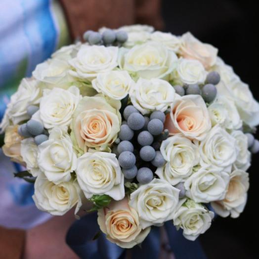 """Букет невесты """"Несгораемая страсть"""": букеты цветов на заказ Flowwow"""