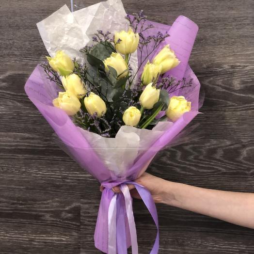 Николетт: букеты цветов на заказ Flowwow