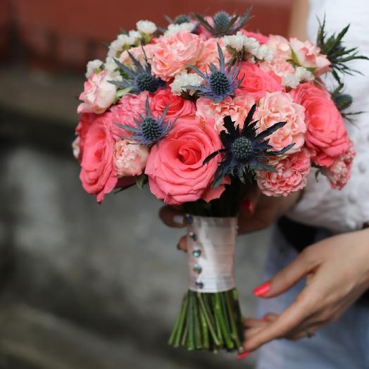 Wedding 3: букеты цветов на заказ Flowwow