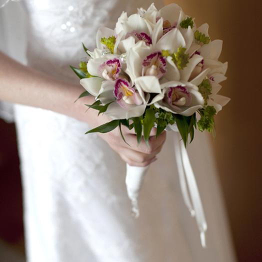 """Свадебный букет """"Сказочный сон"""": букеты цветов на заказ Flowwow"""