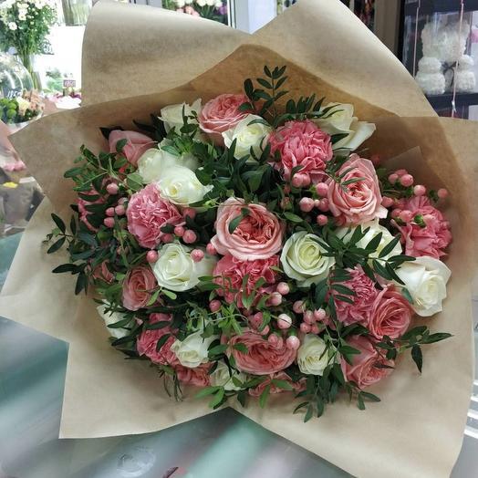 """Букет """"Розовые мечты"""""""