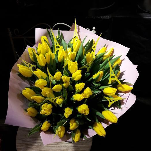 Французкий поцелуй: букеты цветов на заказ Flowwow