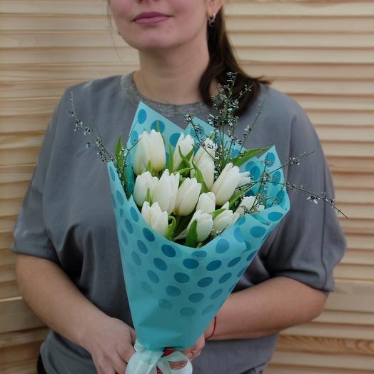 Поцелуй небес: букеты цветов на заказ Flowwow