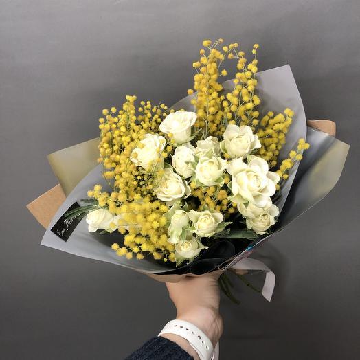 Самый ароматный букет: букеты цветов на заказ Flowwow