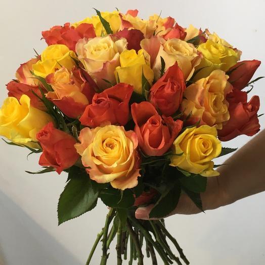 Солнышко 🌹: букеты цветов на заказ Flowwow