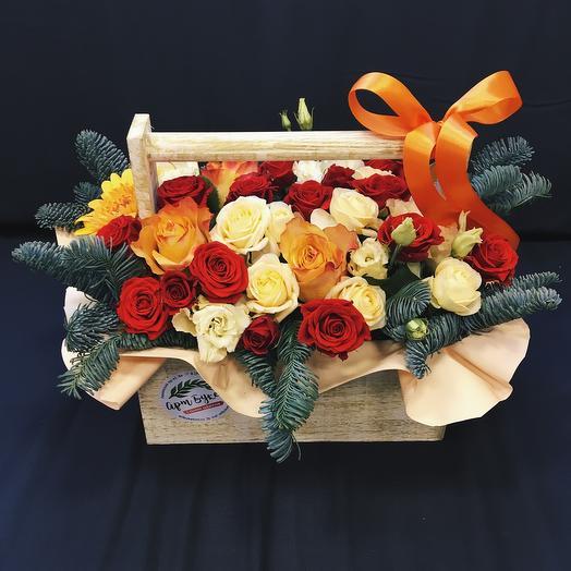 Ящик «Новогодняя радость»