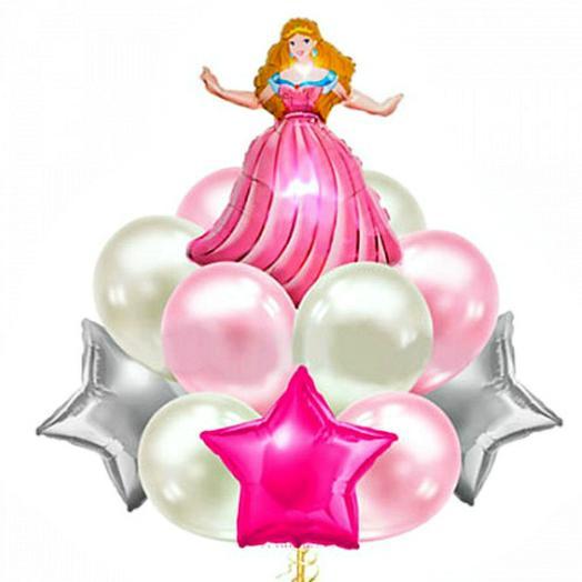 Набор Принцесса воздушная