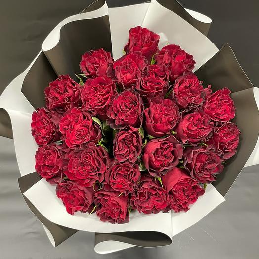 25 Потрясающих пионовидных роз