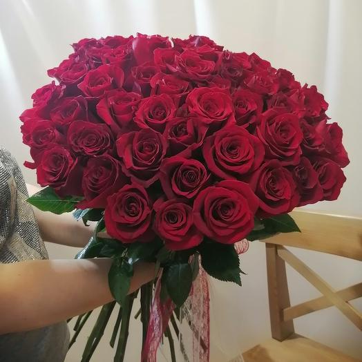 Букет из роз Премиум класса