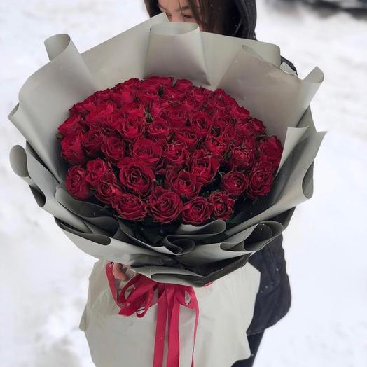 51 боровых роз