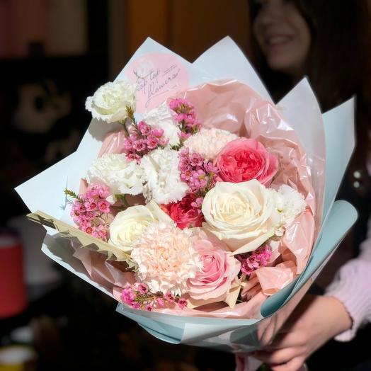 Цветочный букет 7