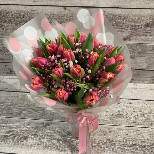 Кокетливые Тюльпаны