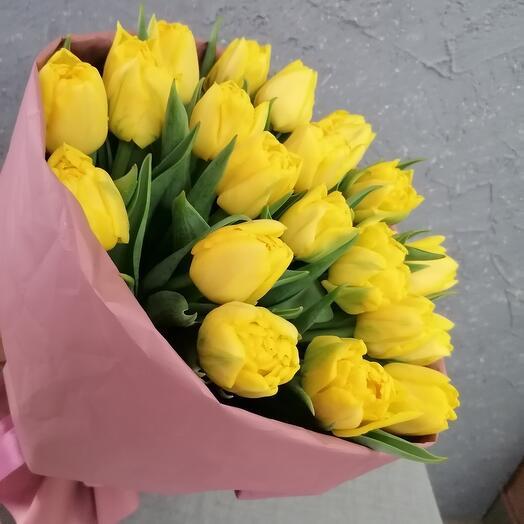 Жёлтая весна
