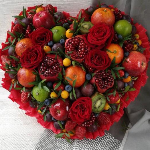 Влюблённое сердце