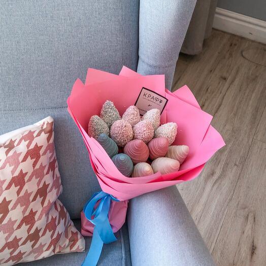 Три шоколада pink