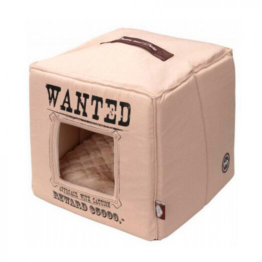 Лежак-домик для животных Wanted