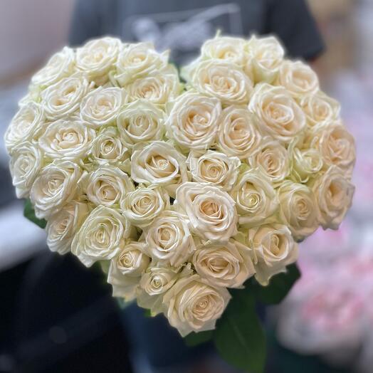 Букет для души 💝️🥰из 39 роз