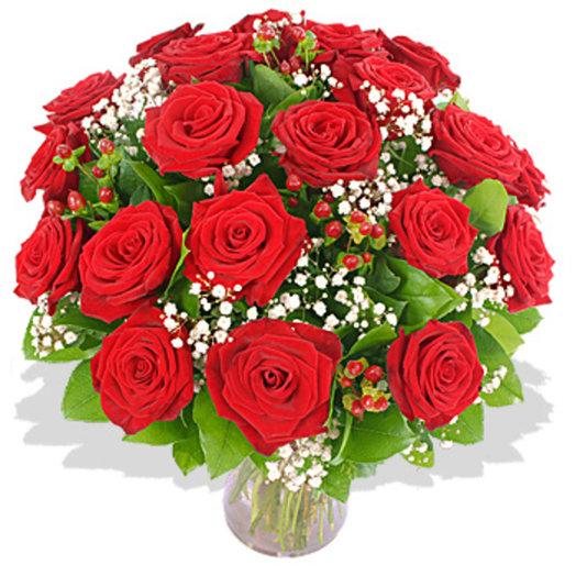 Круглый букет из роз: букеты цветов на заказ Flowwow