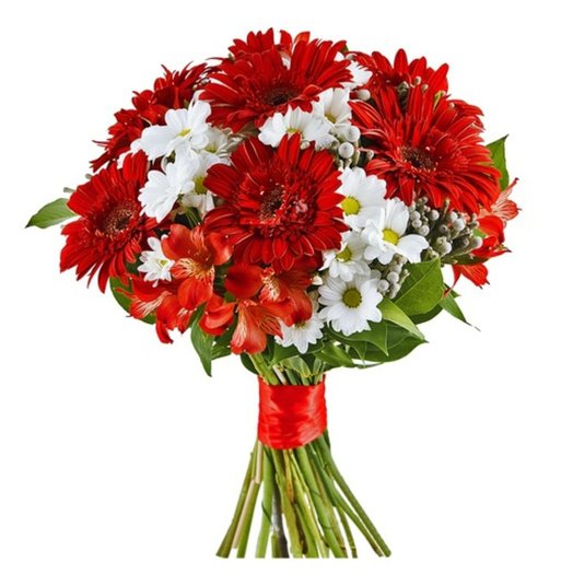 Букет Праздничный  Код 152636: букеты цветов на заказ Flowwow