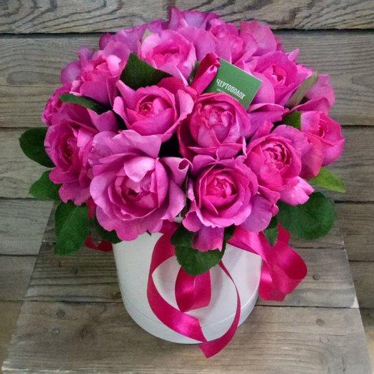 Благоухающее чудо: букеты цветов на заказ Flowwow