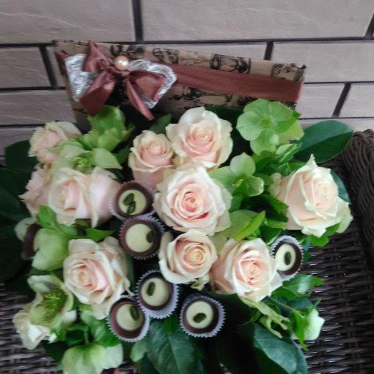 КОМИЛЬФО: букеты цветов на заказ Flowwow