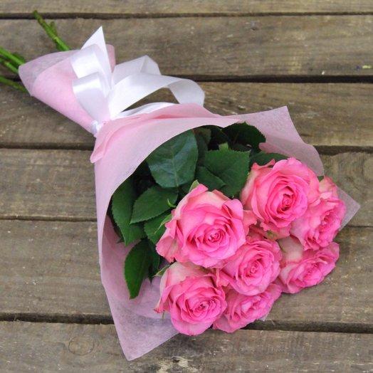 Самой нежной особе: букеты цветов на заказ Flowwow