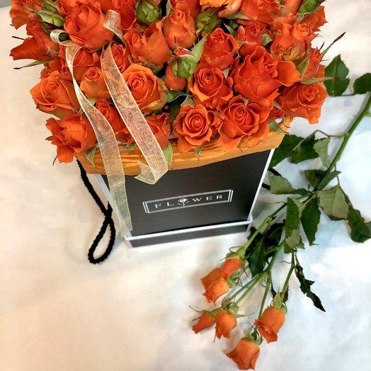 Allegrya: букеты цветов на заказ Flowwow