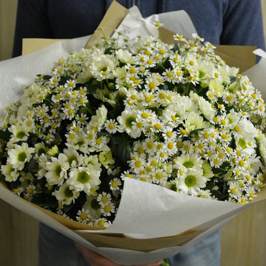 Сантини: букеты цветов на заказ Flowwow