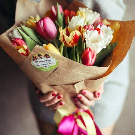 Ты очарование: букеты цветов на заказ Flowwow