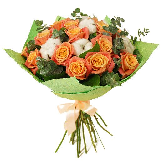 Букет Ванильный мусс: букеты цветов на заказ Flowwow